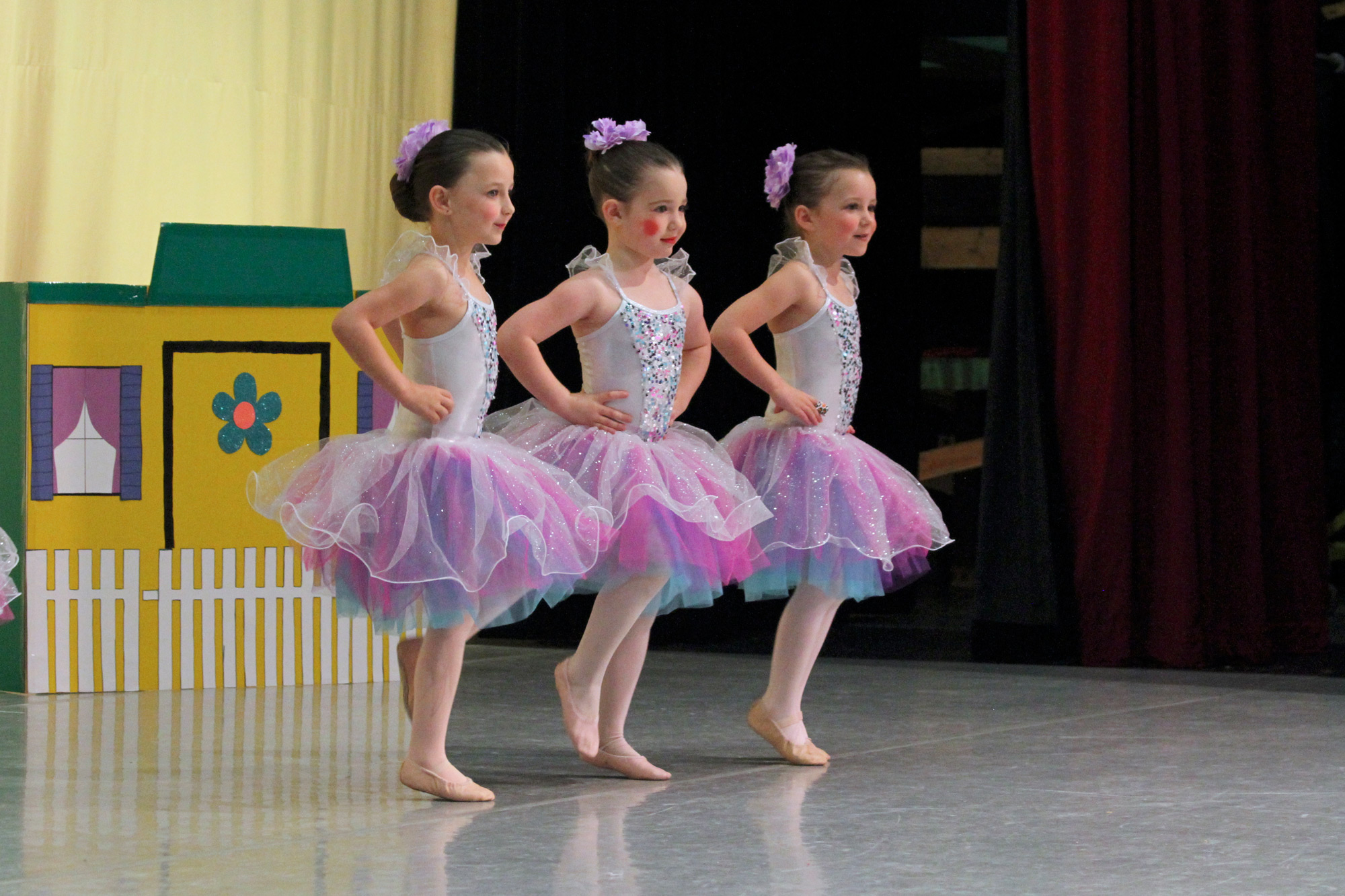 Have a little one? Register them for dance TODAY!